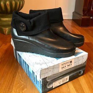 NIB Sperry Sadie Low Boot